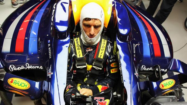 Queanbeyan's Mark Webber is better suited to the new Red Bull car than his teammate Sebastian Vettel, according to the ...