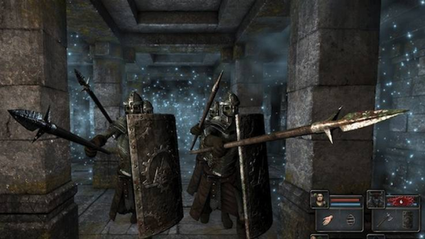 Legend of Grimrock is a good old-fashioned dungeon crawl, a genre untouched for two decades.