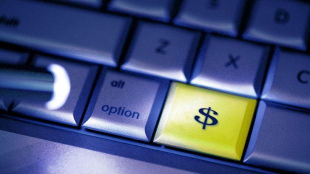 The percentage of e-commerce sales in Australia is set to jump ahead in the next two years.