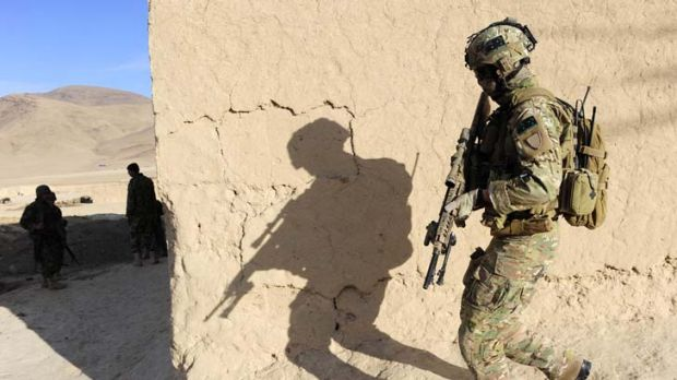 Around every corner ... The psychological fallout from Australia's engagement in Iraq and Afghanistan will reverberate ...