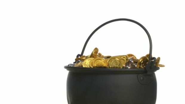 Savings goal ... Tax Office figures reveal self-managed super funds are mostly well run.
