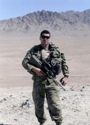 An explosion took Private Paul Warren's leg, and the life of his mate, in Afghanistan.
