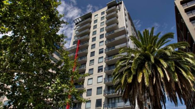St Kilda Road has performed quietly over the past 12 months, recording 24,000 square metres of net absorption.