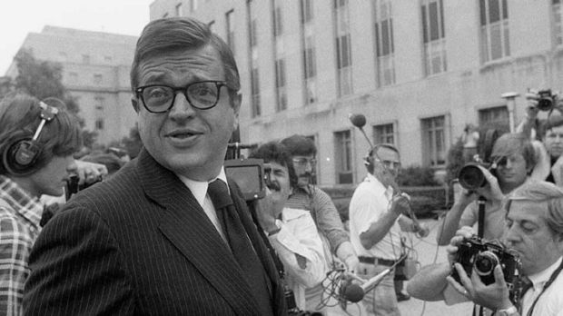 """Colson's criminal conviction resulted from actions before the Watergate break-in."""