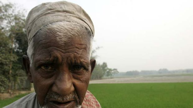 Mohamed Azgar Ali, the oldest man in the Bangladeshi exclave of Masaldanga ...  he has effectively been stateless for ...