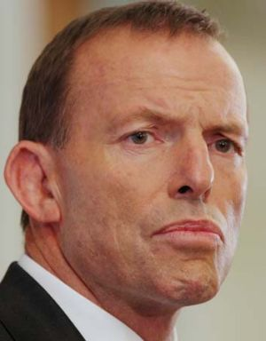 """This is a prime minister whose only standard appears to be 'What will help my government to survive?'"" ... Tony Abbott."
