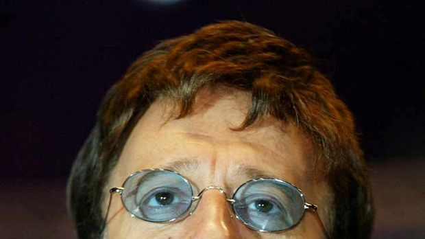 Robin Gibb ... remains in intensive care after waking from a coma, his doctor says.