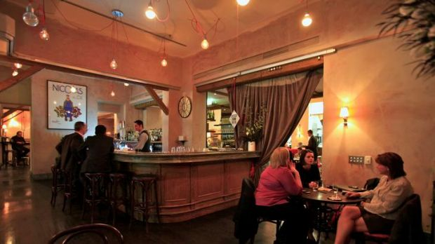 The Parisian bistro has had a chance to stretch out a bit.