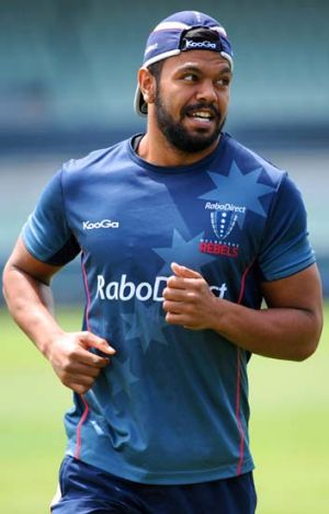 Perfect 10 ... Kurtley Beale is favourite to play at five-eighth for the Wallabies in the June Tests.
