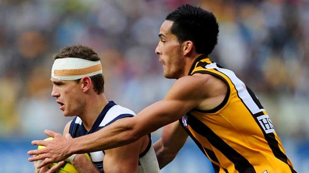 Brilliance by the likes of Joel Selwood has got Geelong over the line in games the Cats should have lost this season.