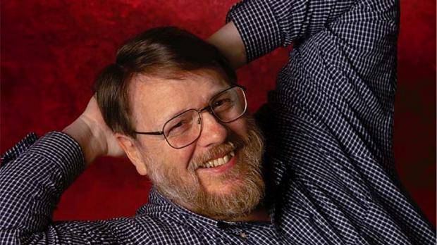 Ray Tomlinson, the inventor of the email.
