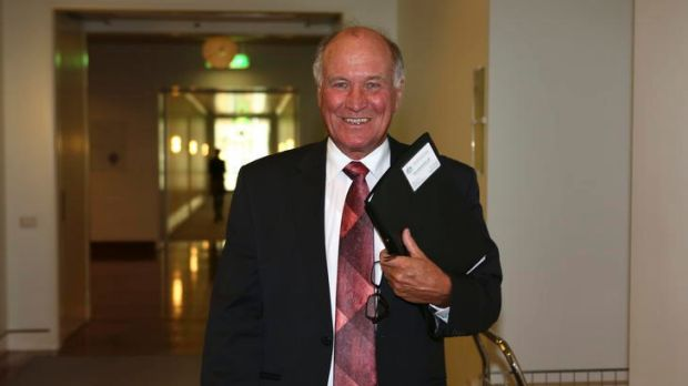 Tony Windsor says Peter Slipper should stand aside for the duration of all investigations, dashing the government's ...
