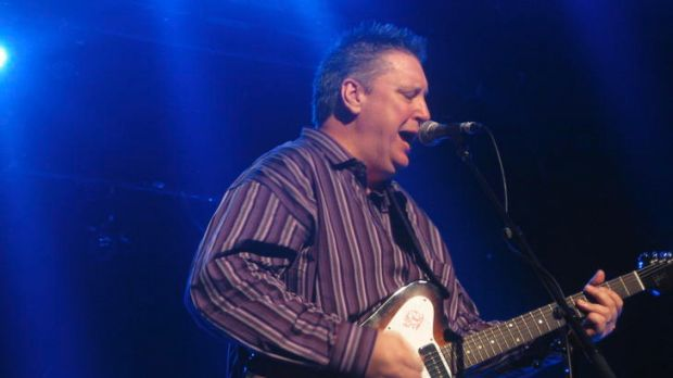 Jeremy Oxley and the original line-up of rock-pop veterans the Sunnyboys made a surprise return to the stage - billed as ...