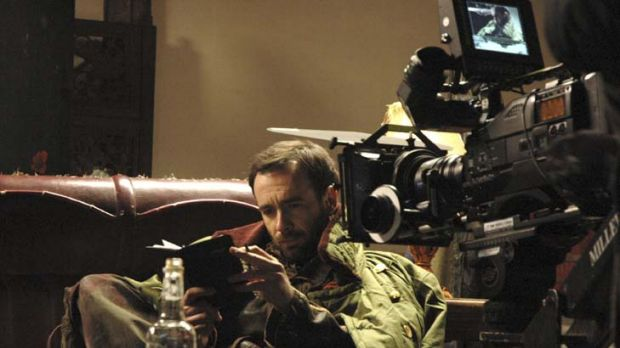 ''I can't sing or dance so Bollywood was out'' … director Sam Voutas.