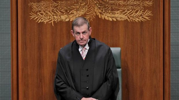 Julia Gillard has vowed Labor will quickly restore Mr Slipper to the Speaker?s chair if he is cleared of criminal ...