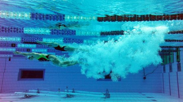 26 April 2012 SPORT Canberra Times photograph by GRAHAM TIDY Story by Lee Gaskin. Members of the Australian Women's ...