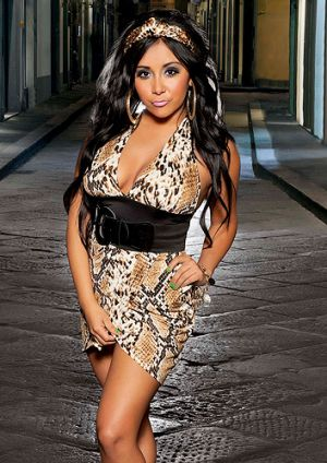 Snooki is set to star in a new series titled <i>Snooki & JWoww</i>.