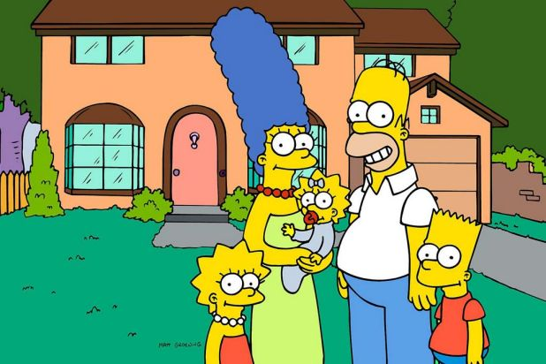 1989: 'The Simpsons' is a bona fide US icon and is still going strong.