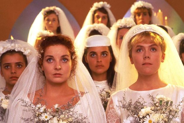 1991: 'Brides of Christ' was a compelling treatment of the Catholic Church's struggle to modernise in the 1960s.