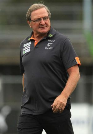 Kevin Sheedy is promising Canberra his Giants are here to stay.