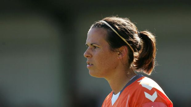 Canberra United goalkeeper Lydia Williams is out for the season with a knee injury.