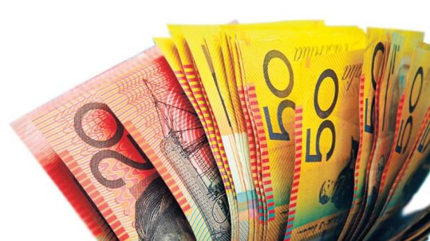 Shopping around ... Australians are being careful with their money.