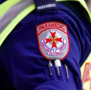 Victoria's paramedics are the lowest paid in the country, according to the Ambulance Employees Association.