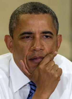 Barack Obama ... bin Laden anniversary triggers campaign.