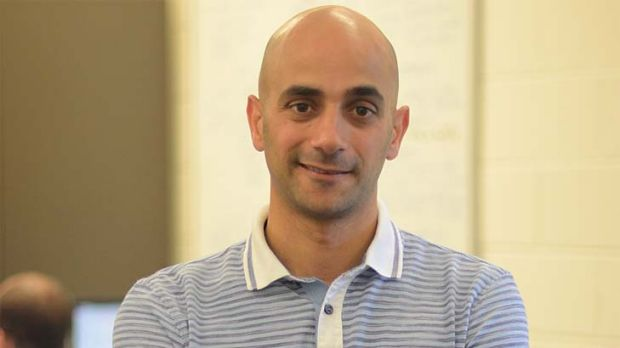 Former UNSW PhD student Dror Ben-Naim built an intelligent and adaptive eLearning platform.
