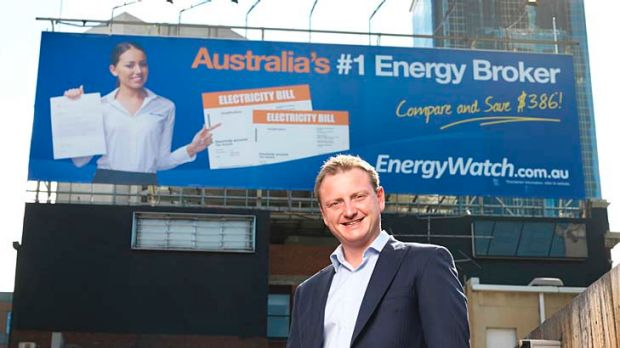 Misleading: Ben Polis, owner of Energy Watch.
