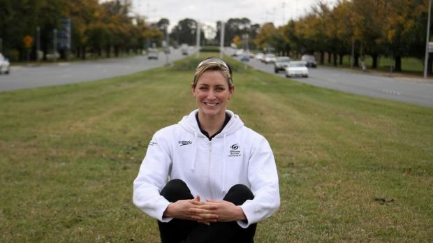 Canberra swimmer Sally Foster will be representing Australia at the London Olympic Games in the 200m Breaststroke.
