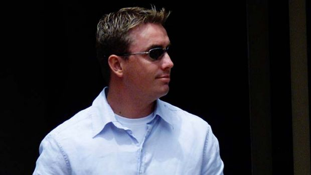 James Ashby ... accuses Peter Sliiper of sexual harassment.