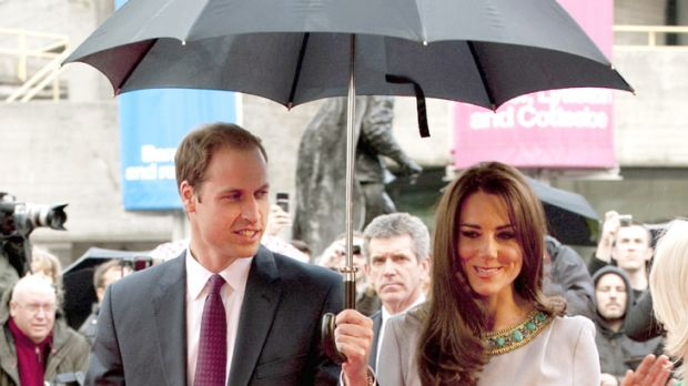 Style-setter ... Kate Middleton helps to resurrect the peplum.