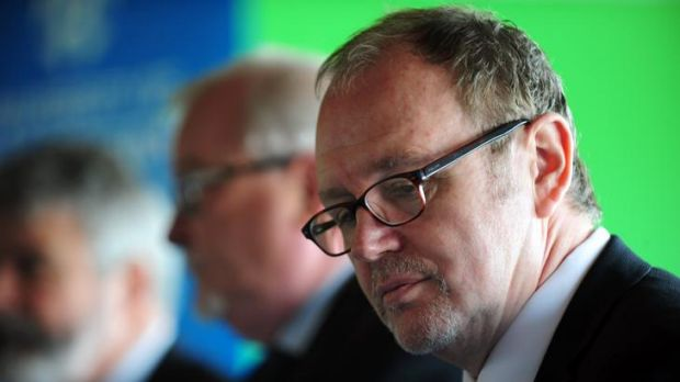 University of Canberra Vice-Chancellor Professor Stephen Parker has slammed the project as a waste of time.