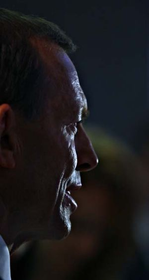Populist ... Tony Abbott wants greater transparency around the distribution of GST funds.