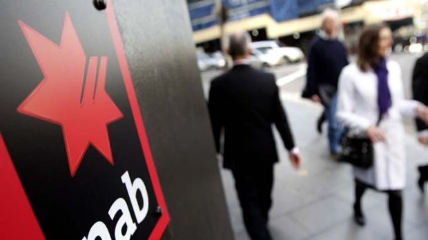 """An insult to hard-working Australians"" ... Treasurer Wayne Swan is unimpressed with the National Australia Bank's ..."