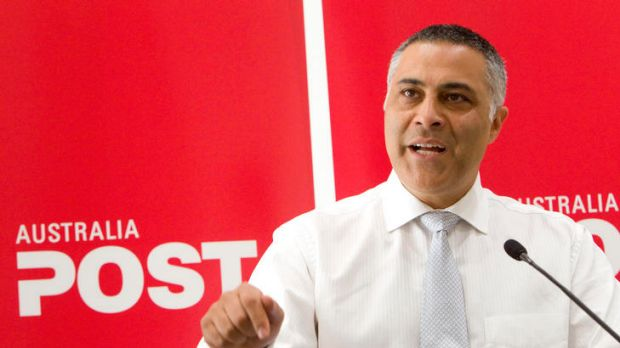 Australia Post chief Ahmed Fahour.
