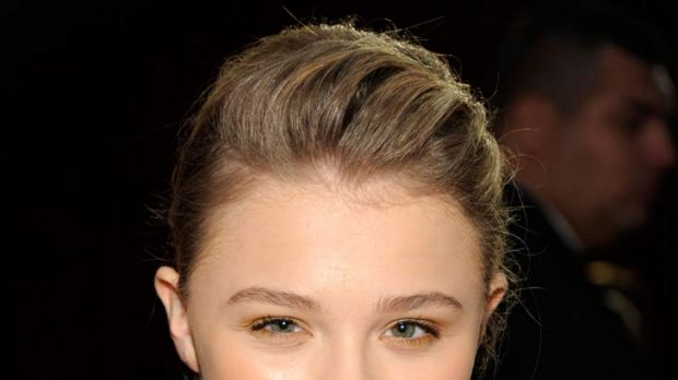 Hip young thing ... Chloe Grace Moretz