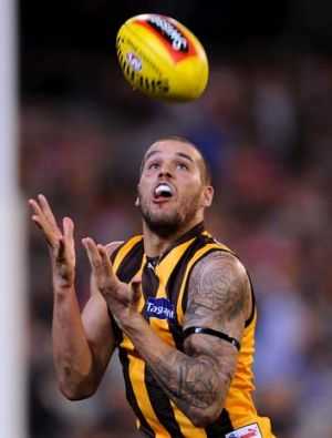 Buddy Franklin is indespensable to the possibility of Hawks' flags