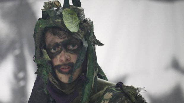Spartacus Chetwynd is one of four artists shortlisted for this year's Turner Prize.