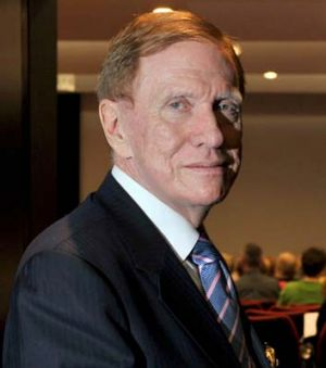 A ''second-class citizen'' ... former High Court Justice Michael Kirby.