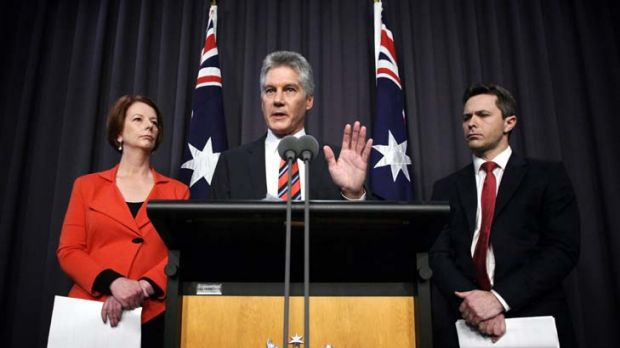 """""""Defence will make a contribution to the budget bottom line"""" ... Defence Minister Stephen Smith."""