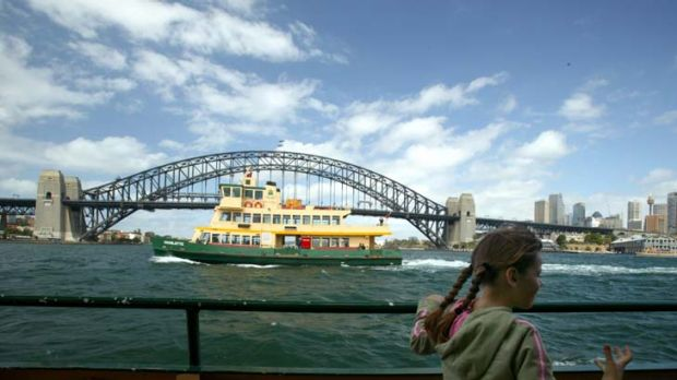 Hoping to save ... for the past three years, Sydney Ferries has cost the government more than $133 million a year.