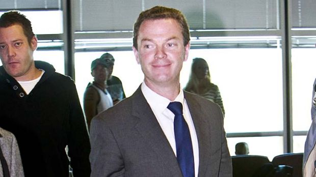 Controversy ...  Christopher Pyne.