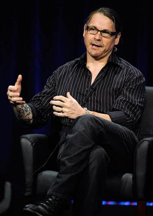 <i>Sons of Anarchy</i> producer Kurt Sutter felt some of the nominated shows were out of date.