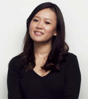 Portrait of Video Blogger - Natalie Tran. Friday 2nd March 2012.