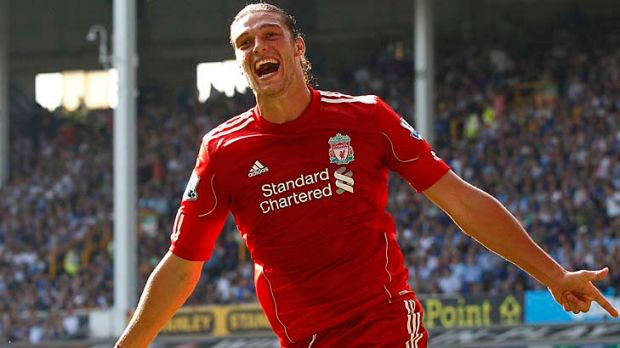 Liverpool's Andy Carroll hasn't lived up to his price tag.