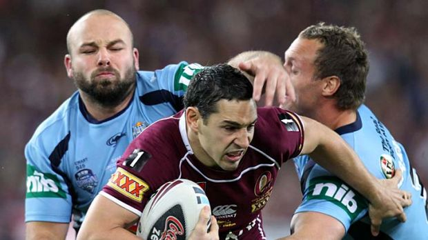 A final decision on Billy Slater's fitness to play will be made on Friday.