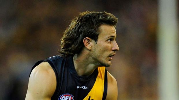 The Mullet: Ivan Maric and his hairstyle are loved by crowds, coaches and players alike.
