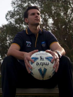 Canberra City coach Matt Moore said Belconnen goalkeeper Rohan Shepherd's tackle was 'unacceptable'.
